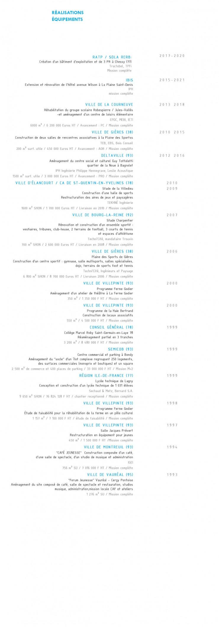 03-A00-liste archi-eqpt